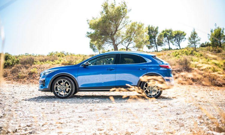 Kia XCeed 1.4 140 PS im Test und Fahrbericht AUTOmativ.de Benjamin Brodbeck 15 750x450 - Test Kia XCeed 1.4 T-GDi: Komfort-Meister bald unter Spannung