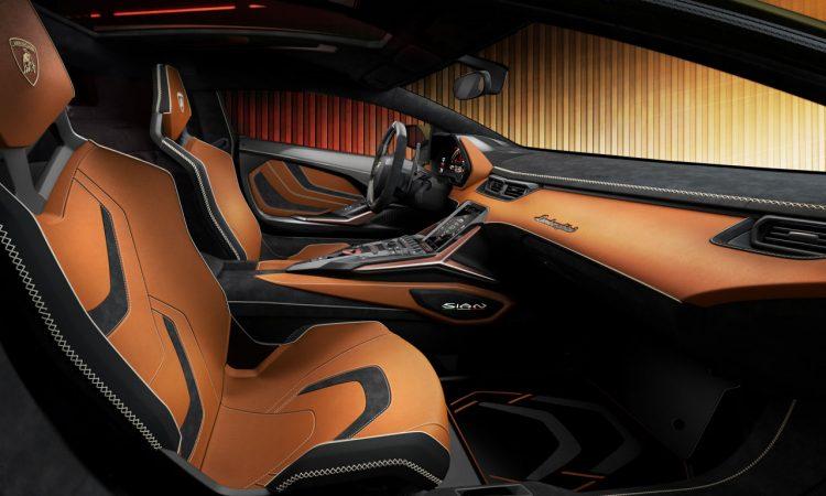 Lamborghini Sian IAA 2019 10 750x450 - Lamborghini Sián - ein italienischer Traum mit grünem Anstrich