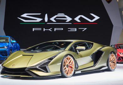 Lamborghini Sián – ein italienischer Traum mit grünem Anstrich