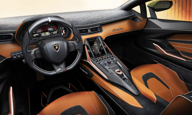 Lamborghini Sian IAA 2019 9 750x450 - Lamborghini Sián - ein italienischer Traum mit grünem Anstrich