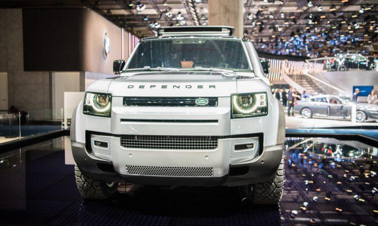 Land Rover Defender 2019 IAA 2019 AUTOmativ.de 12 750x450 - Land Rover Defender (2020) - futuristischer Look fürs 21. Jahrhundert