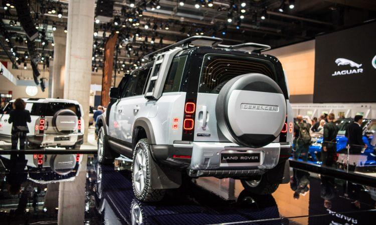 Land Rover Defender 2019 IAA 2019 AUTOmativ.de 14 750x450 - Land Rover Defender (2020) - futuristischer Look fürs 21. Jahrhundert