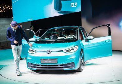 Neuer ID.3 (2020): Erste Sitzprobe im vollelektrischen MEB-Volkswagen!