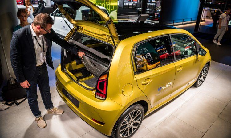 IAA 2019 e up eGolf Test 13 750x450 - VW e-up und VW e-Golf: Trotz ID.3 immer noch interessant?