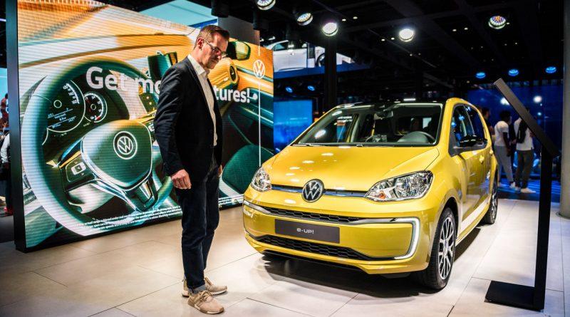 IAA 2019 e up eGolf Test 8 800x445 - VW e-up und VW e-Golf: Trotz ID.3 immer noch interessant?