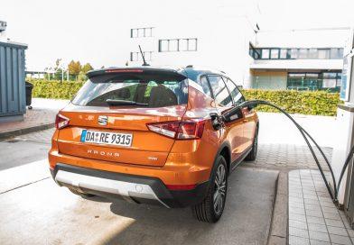 Alltagsbericht Seat Arona Erdgas (TGI): Mit Erdgas 1.000 Kilometer nach Hamburg