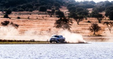 Spirit of Amarok Tour 2019 Bloemfontein South Africa Amarok V6 Tour Weltmeisterschaft Geschicklichkeit AUTOmativ.de Benjamin Brodbeck 16 390x205 - BILDERGALERIE: Spirit of Amarok Tour 2019 in Bloemfontain