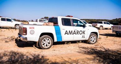 Spirit of Amarok Tour 2019 Bloemfontein South Africa Amarok V6 Tour Weltmeisterschaft Geschicklichkeit AUTOmativ.de Benjamin Brodbeck 67 390x205 - VW Amarok mit 310 mm verlängertem Radstand!