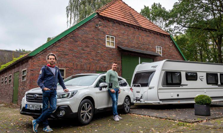 Subaru Outback 2.5i mit Fendt Caravan Bianco Activ 515 SD auf Tour nach Hamburg AUTOmativ.de Benjamin Brodbeck 61 750x450 - Test Caravan-Gespann: Fendt Bianco Activ 515 SD mit Subaru Outback 2.5i