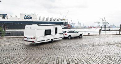 Subaru Outback 2.5i mit Fendt Caravan Bianco Activ 515 SD auf Tour nach Hamburg AUTOmativ.de Benjamin Brodbeck 65 390x205 - Test Caravan-Gespann: Fendt Bianco Activ 515 SD mit Subaru Outback 2.5i