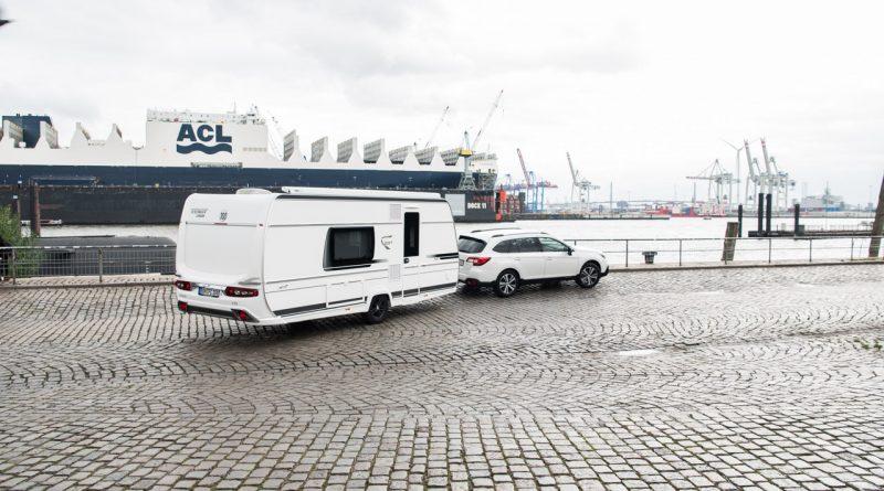 Subaru Outback 2.5i mit Fendt Caravan Bianco Activ 515 SD auf Tour nach Hamburg AUTOmativ.de Benjamin Brodbeck 65 800x445 - Test Caravan-Gespann: Fendt Bianco Activ 515 SD mit Subaru Outback 2.5i