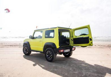 Test Suzuki Jimny 1.5 Allgrip (Comfort+): Fun on the Beach