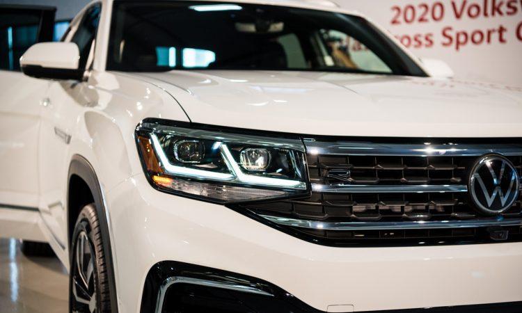 VW Volkswagen Atlas Cross Sport Weltpremiere Chattanooga AUTOmativ.de Benjamin Brodbeck 70 750x450 - Erste Sitzprobe im VW Atlas Cross Sport: US-SUV-Coupé im dynamischen Look!