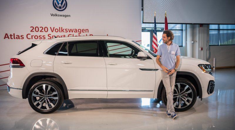 VW Volkswagen Atlas Cross Sport Weltpremiere Chattanooga AUTOmativ.de Benjamin Brodbeck 77 800x445 - Erste Sitzprobe im VW Atlas Cross Sport: US-SUV-Coupé im dynamischen Look!