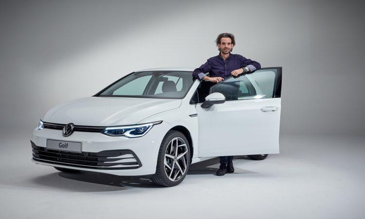 Volkswagen VW Golf 8 Style Shooting Test Sitzprobe Neuer Golf Test AUTOmativ.de Benjamin Brodbeck 11 750x450 - Sitzprobe neuer VW Golf 8 (2020): Doch (noch) besser als ID.3?