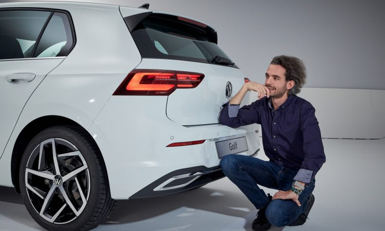 Volkswagen VW Golf 8 Style Shooting Test Sitzprobe Neuer Golf Test AUTOmativ.de Benjamin Brodbeck 13 750x450 - Sitzprobe neuer VW Golf 8 (2020): Doch (noch) besser als ID.3?