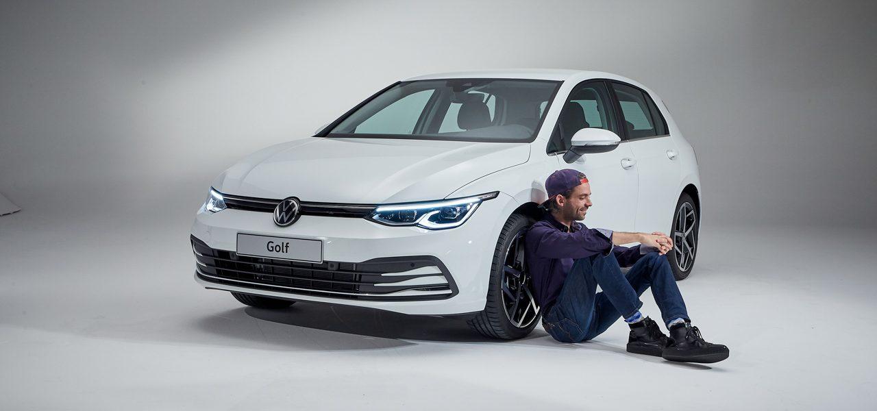 Volkswagen VW Golf 8 Style Shooting Test Sitzprobe Neuer Golf Test AUTOmativ.de Benjamin Brodbeck 7 1280x600 - Sitzprobe neuer VW Golf 8 (2020): Doch (noch) besser als ID.3?