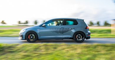 VW Golf GTI TCR im Alltagstest: Wolfsburger Performance-Melange