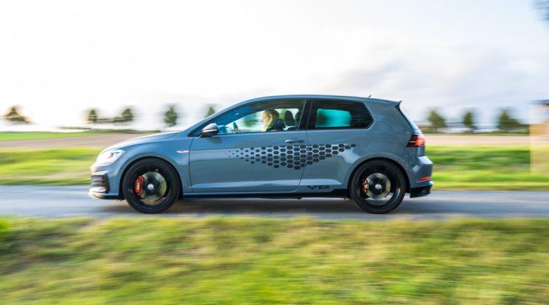Volkswagen VW Golf GTI TCR 2019 im Test und Fahrbericht Ausstattung Preis Leistung AUTOmativ.de Benjamin Brodbeck 17 800x445 - VW Golf GTI TCR im Alltagstest: Wolfsburger Performance-Melange