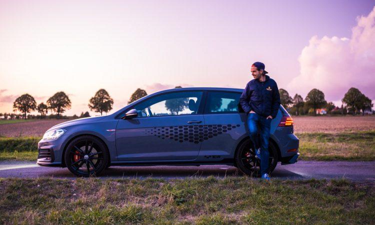 Volkswagen VW Golf GTI TCR 2019 im Test und Fahrbericht Ausstattung Preis Leistung AUTOmativ.de Benjamin Brodbeck 30 750x450 - VW Golf GTI TCR im Alltagstest: Wolfsburger Performance-Melange