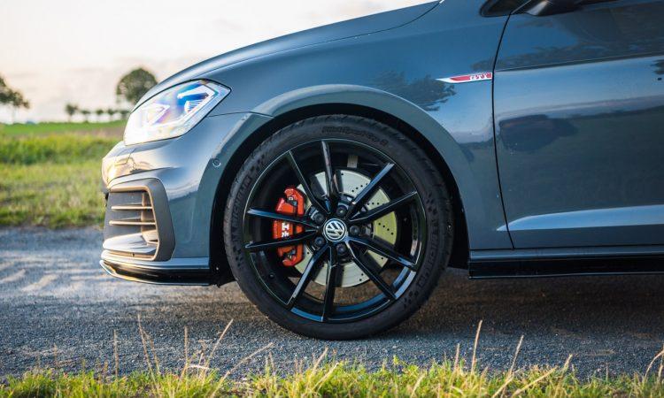 Volkswagen VW Golf GTI TCR 2019 im Test und Fahrbericht Ausstattung Preis Leistung AUTOmativ.de Benjamin Brodbeck 7 750x450 - VW Golf GTI TCR im Alltagstest: Wolfsburger Performance-Melange