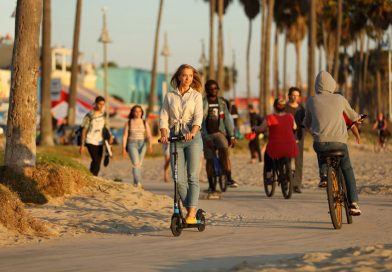 Elektro Scooter mit Straßenzulassung: Was zu beachten ist!