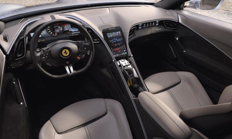 Ferrari Roma 1 750x450 - Der neue Ferrari Roma: Vorfreude auf den Sommer