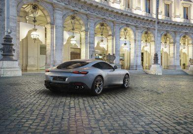 Der neue Ferrari Roma: Vorfreude auf den Sommer