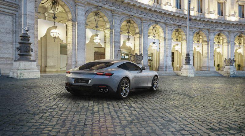 Ferrari Roma 2 800x445 - Der neue Ferrari Roma: Vorfreude auf den Sommer