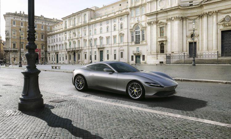 Ferrari Roma 5 750x450 - Der neue Ferrari Roma: Vorfreude auf den Sommer