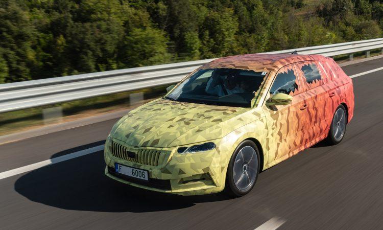 Skoda Octavia 2020 2 750x450 - Neuer Škoda Octavia (2020): Tschechischer Golf bringt noch mehr Platz und volle Digitalisierung