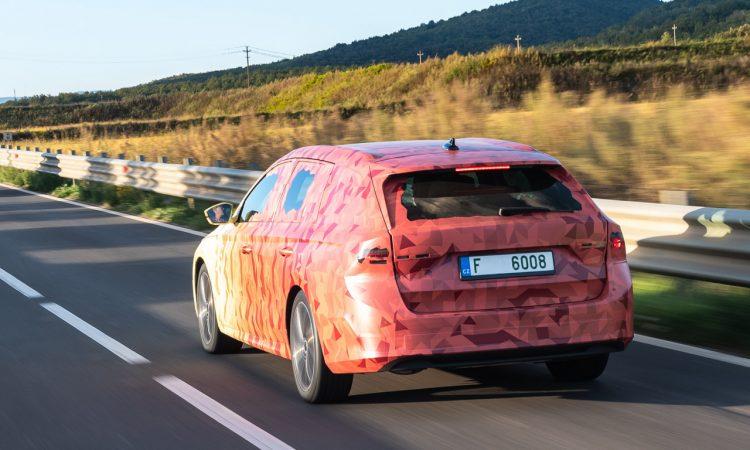 Skoda Octavia 2020 3 750x450 - Neuer Škoda Octavia (2020): Tschechischer Golf bringt noch mehr Platz und volle Digitalisierung