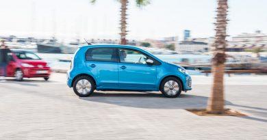 Volkswagen VW e up 2020 Elektroauto im Test und Fahrbericht 83 390x205 - VW e-up! (2020) im Test: Alles was Sie über den elektrischen City-Flitzer wissen sollten!