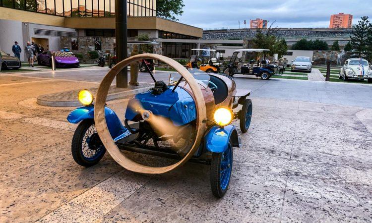 Helicron von 1932 Auto mit Propeller 3 750x450 - Helicron von 1932: Ein Auto mit Propeller für die Straße!