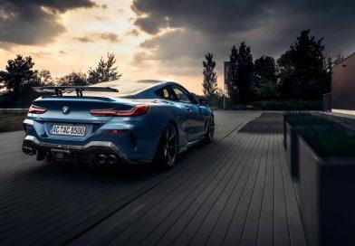 BMW 8er von Tuner AC Schnitzer veredelt!
