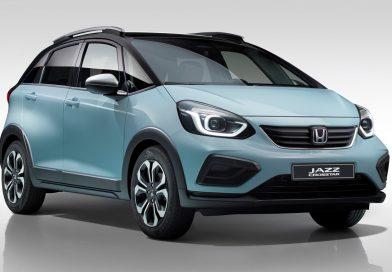 Neuer Honda Jazz ab 2020 mit Hybridantrieb