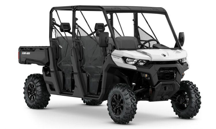 Neue BRP Can Am Traxter und Maverick Modelle Modelljahr 2020 2 1 750x450 - Neue BRP Can-Am Traxter und Maverick Modelle!