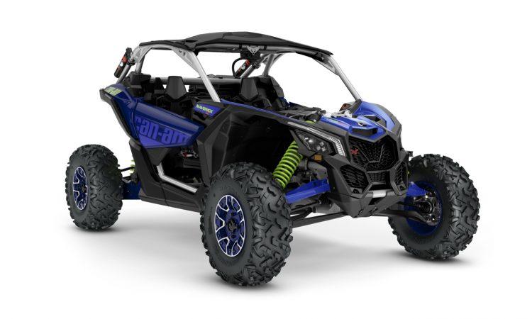 Neue BRP Can Am Traxter und Maverick Modelle Modelljahr 2020 3 750x450 - Neue BRP Can-Am Traxter und Maverick Modelle!
