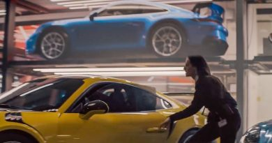 "Neuer Porsche 911 GT3 (992) in Porsche-Video ""The Heist"""