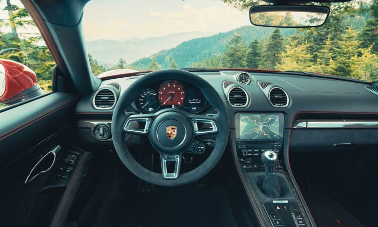 Porsche 718 Boxster GTS und Cayman GTS 4.0 400 PS 2 750x450 - Porsche 718 Boxster und Cayman GTS 4.0 Modelle mit 400 PS!