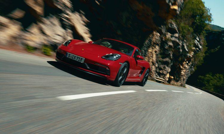 Porsche 718 Boxster GTS und Cayman GTS 4.0 400 PS 6 750x450 - Porsche 718 Boxster und Cayman GTS 4.0 Modelle mit 400 PS!
