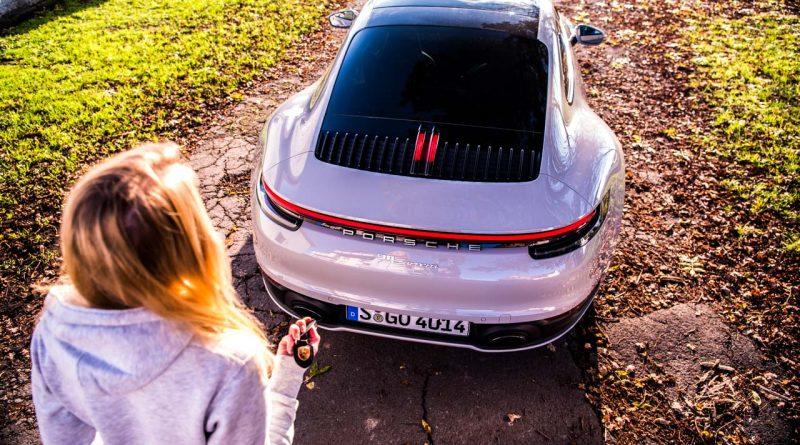 Porsche 911 Carrera 992 im Test und Fahrbericht AUTOmativ.de Benjamin Brodbeck Pia Lehmann 115 800x445 - Fahrbericht Porsche 911 Carrera (992): Basis-Elfer überhaupt nicht Basis