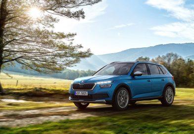 Škoda Kamiq Scoutline: Neue Crossover Variante ab Juni 2020
