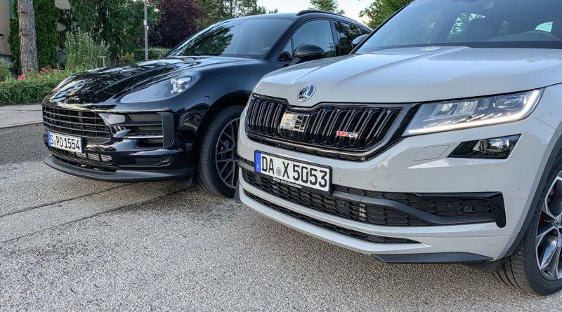 Skoda Kodiaq RS vs Porsche Macan Basis Vergleich Test und Fahrbericht AUTOmativ.de Benjamin Brodbeck 9 800x445 - SUV-Vergleich: Skoda Kodiaq RS oder Porsche Macan?