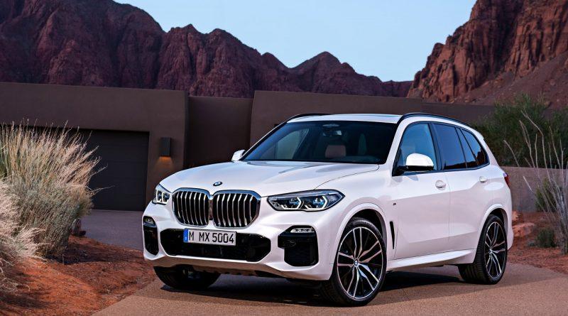 BMW X5 xDrive40d 800x445 - Neuer BMW X5 xDrive40d und BMW X6 xDrive40d - Offroad-Flagschiffe mit neuem Antrieb
