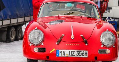 """GP Ice Race Zell am See 2020 Highlights Porsche AUTOmativ.de Constantin Merk Benjamin Brodbeck 2 390x205 - GP Ice Race 2020 in Zell am See: """"Der Gipfel des Autofahrens"""""""
