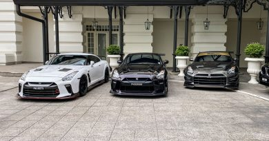 Nissan GT-R Nismo Tuning Party in St. Georges, Malaysia!