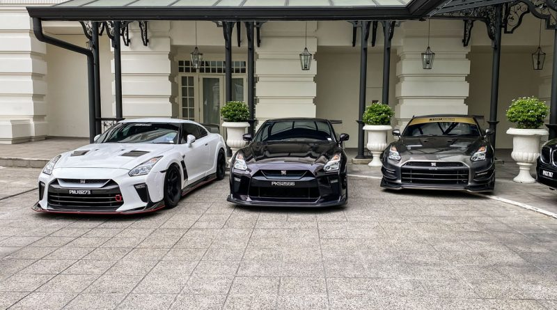 Nissan GTR Nismo Eastern Orientel Hotel in St. Georges Penang Malaysia AUTOmativ.de 1 800x445 - Nissan GT-R Nismo Tuning Party in St. Georges, Malaysia!