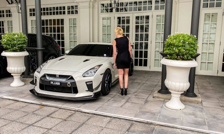 Nissan GTR Nismo Eastern Orientel Hotel in St. Georges Penang Malaysia AUTOmativ.de 2 750x450 - Nissan GT-R Nismo Tuning Party in St. Georges, Malaysia!
