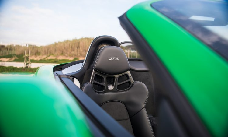 Porsche 718 Boxster GTS 4.0 400 PS im Fahrbericht und Test AUTOmativ.de Benjamin Brodbeck 22 750x450 - Porsche 718 Boxster GTS 4.0 Fahrbericht: Wirklich (noch) besser als 981 GTS?